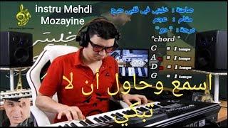 Mahdi Mozayin Khaliti Fi 9albi