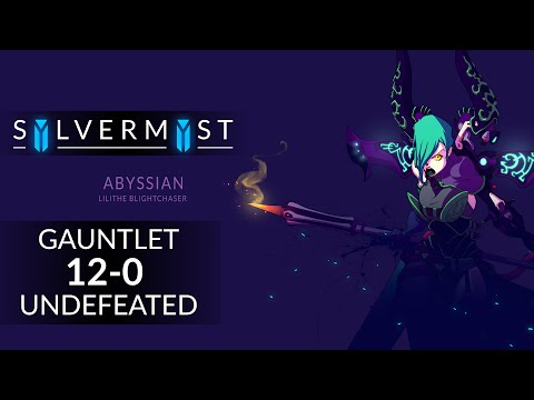 Duelyst Gauntlet Draft & Undefeated 12-0 With Abyssian