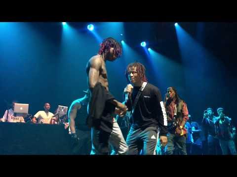 """Famous Dex & Trippie Redd """"blade of woe"""" LIVE @novo"""