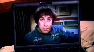 The Big Bang Theory - Howard - NASA Flight School and Survival Training