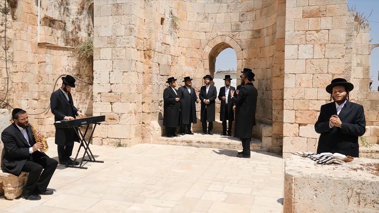 זאנוויל ויינברגר, מקהלת מלכות, יענקי לנדאו - שערי שמים | Zanvil Weinberger & Malchus Choir