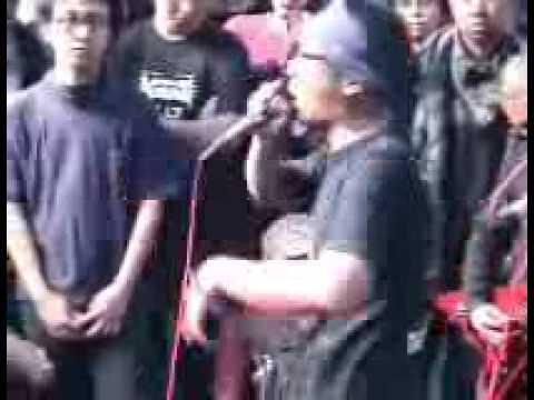 Homicide Bandung Live - Rima Ababil