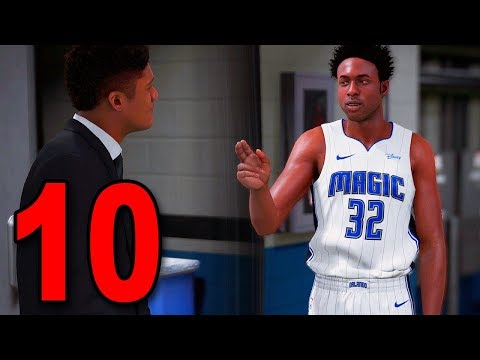 NBA 2K18 My Player Career - Part 10 - Boo Boo... Ur Weird AF
