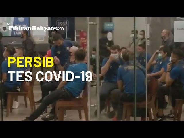 Akan Kembali Jalani Latihan, Persib Bandung Gelar Tes Covid-19 di Graha Persib