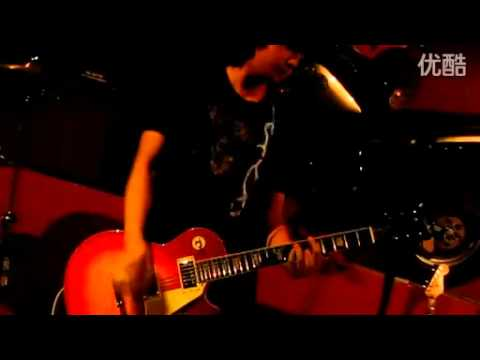 Redundant seconds-  teenage labotomy (ramones cover) @ aise bar beijing