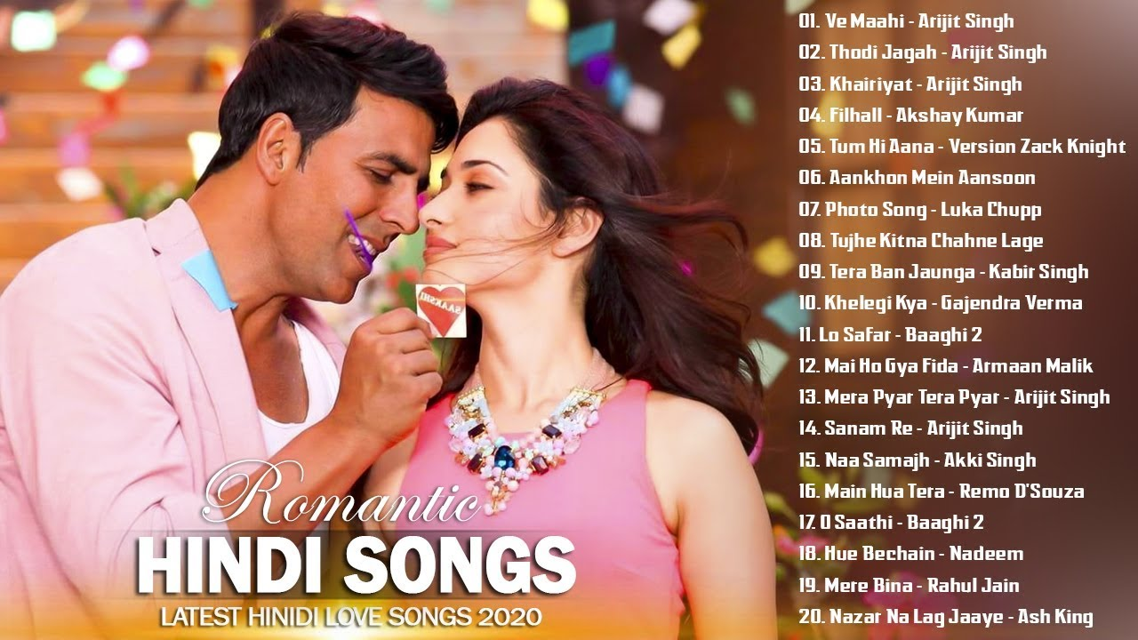 New Hindi Songs 2020 Top Bollywood Love Songs Playlist Hindi Heart Touching Songs 2020 Love Song Youtube Check out the list of latest hindi songs that are trending and make sure you add it to your playlist. new hindi songs 2020 top bollywood love songs playlist hindi heart touching songs 2020 love song