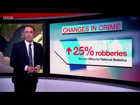 Crime BBC News at Six, 19/10/2017