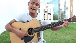 Baixar Como tocar Meu Abrigo (Melim) completa no violão - Aula de Violão