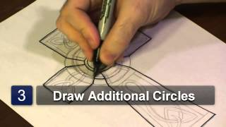 How to Draw Celtic Crosses