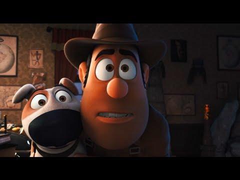 Tadeo: El Explorador Perdido - Trailer Español Latino - FULL HD