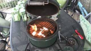 Steaks On The Big Green Egg