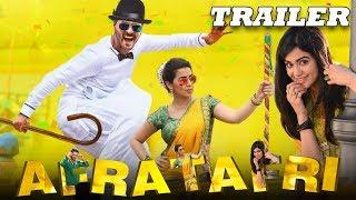 Afra Tafri (Charlie Chaplin 2) Official Trailer | Prabhu Deva, Nikki Galrani, Adah Sharma