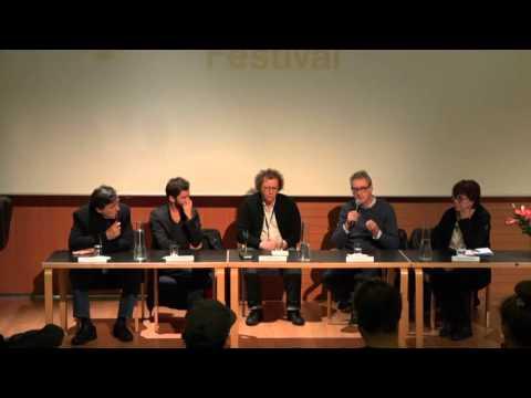 Panel: Selecting festival films - RIFF 2015