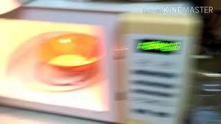Что будет если пожарить орехи в микроволновке