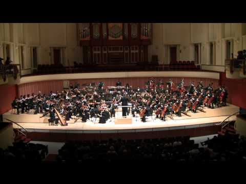 Morning Mood, The Death of Ase, and Anitras Dance  Grieg  Played  the EYSO