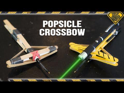 DIY Pocket Crossbow