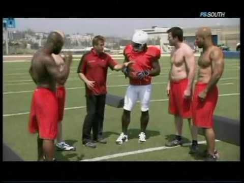 Sports Science - Rudi Johnson