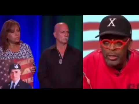 Spike Lee Gets Epic Smackdown After Spitting On Grieving Gold Star Parents On Live TV