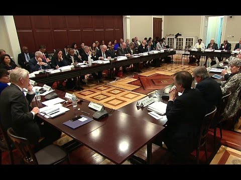 The President's Advisory Council on Doing Business in Africa Part II