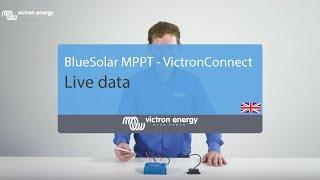 BlueSolar MPPT - VictronConnect: Live data | Victron Energy