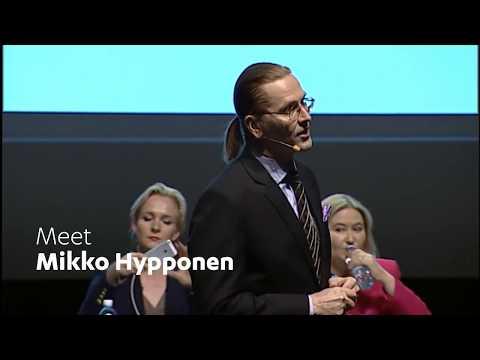 Mikko Hypponen showreel