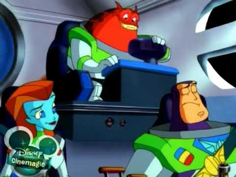 Buzzz Lightyear of Star Command Television Series