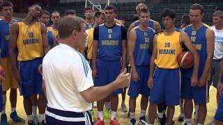 """""""Украина. Люблю баскетбол.""""   документальный фильм"""