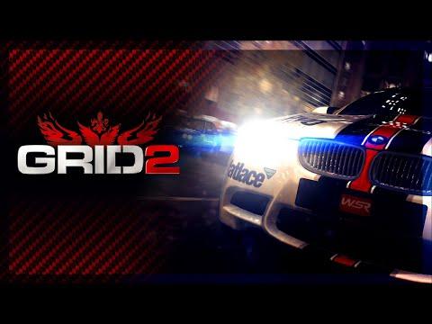 Announcement Trailer - GRID 2