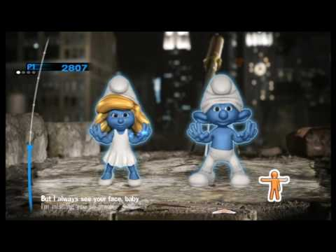 The Smurfs Dance Party A Year Without Rain