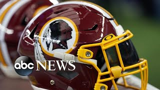 NFL team drops controversial 'Redskins' name, logo | WNT