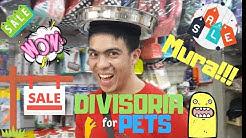 DIVISORIA FOR PETS! Murang Pet Supplies!