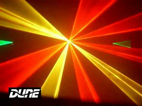 DUNE Monster 7 Full Color Laser