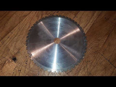 Messer 230 мм  Супер !!!  Твердосплавный диск по металлу