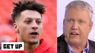 Rex Ryan marvels at Patrick Mahomes | Get Up