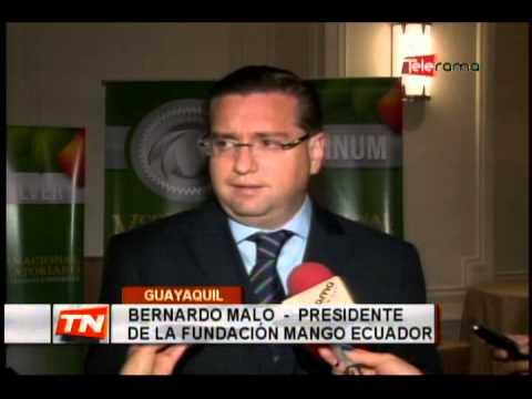 Ecuador busca abrir mercados en la Unión Europea para exportar mangos