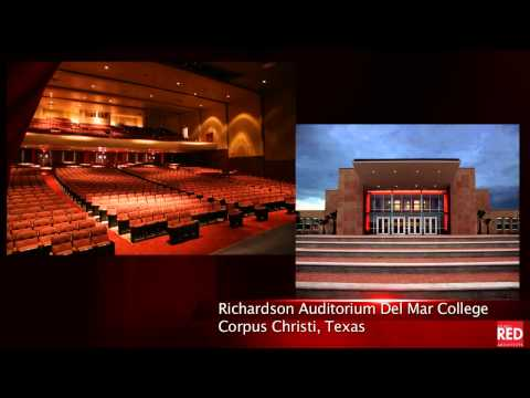 Architects in Houston | Theaters - A Whole Different Kind of Architectural Firm