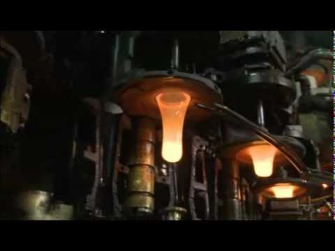 Stolzle Glass Manufacturing Video
