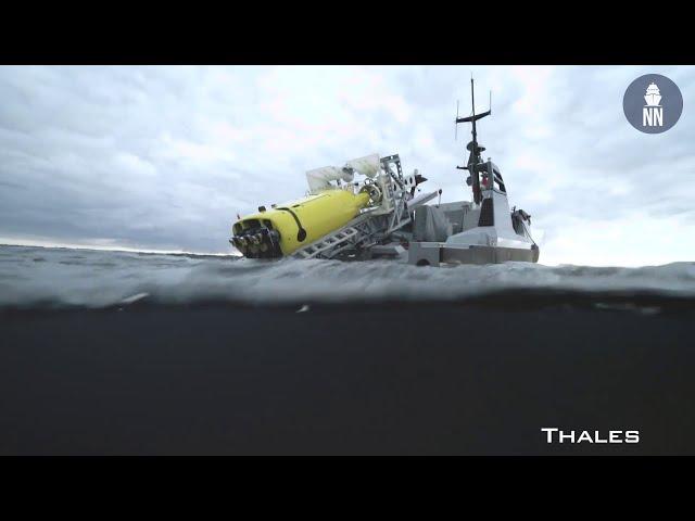 Mine Warfare: Thales MMCM milestones and Pathmaster unmanned MCM solution