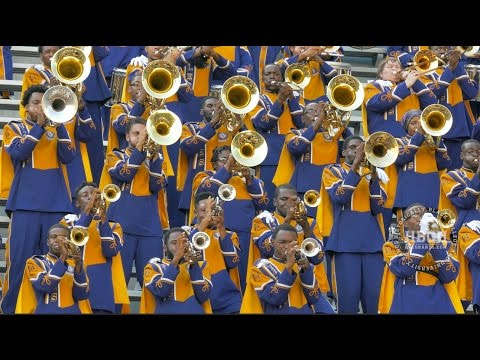 Broccoli - Miles College Band 2016 [4K ULTRA HD]