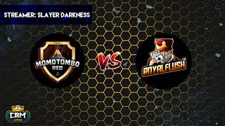 CRM League | Momotombo Red vs RoyalFlush | Semifinal | Clash Royale