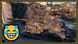 Bait Location - E 50 M - 12K Damage - World of Tanks Gameplay