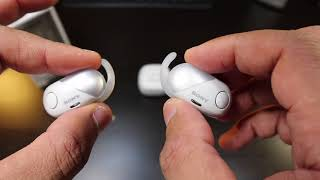 Sony Xtra Bass SP700N ANC Earbuds Last Word Review