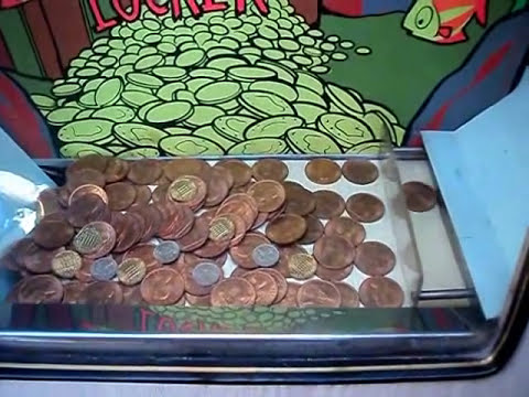 how to make a homemade coin pusher