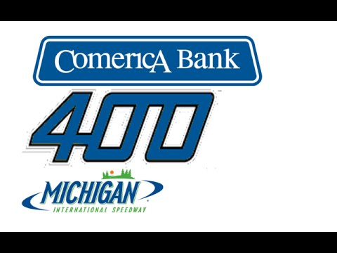 YTRSS SCS Race 17 Comerica Bank 400