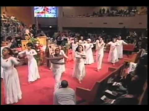 Trinity United Church of Christ Dance Ministry-Total Praise