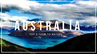 AUSTRALIA TRAVEL   5 TOURS in AUSTRALIA to NATURE