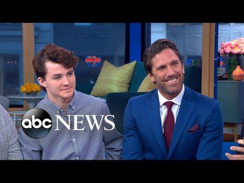 Watch NY Ranger Henrik Lundqvist surprise three-time cancer survivor Connor McMahon