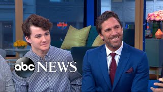 Watch NY Ranger Henrik Lundqvist surprise three-time cancer survivor Connor McMahon