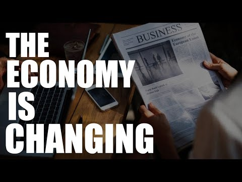 OUR ECONOMY IS CHANGING | FB LIVE CHAT