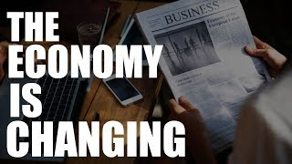 OUR ECONOMY IS CHANGING   FB LIVE CHAT